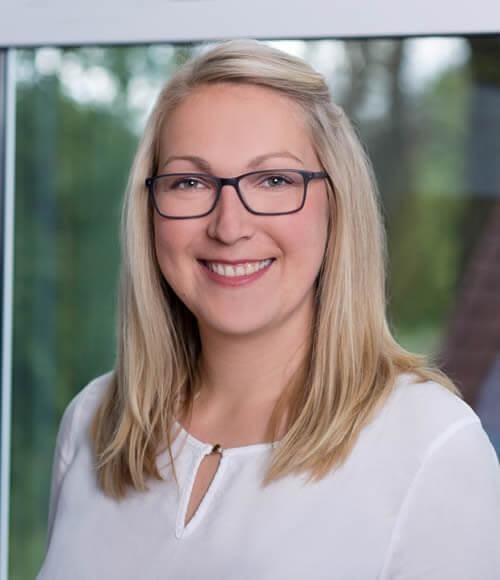 Sandra Lehmann - Teamassistenz